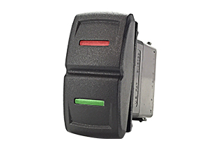 V-Series Contura XIV Lighted Sealed Rocker Switch
