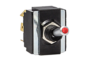 LT-Series Illuminated Toggle Switches