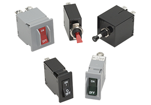 M-Series Miniature Circuit Breaker.
