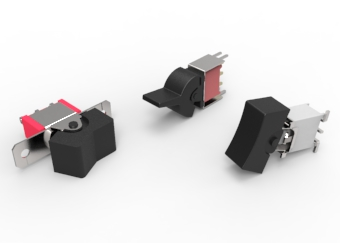 Carling Technologies Miniature and Subminiature Rocker Switches