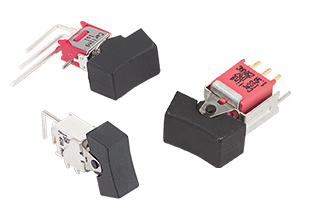 Carling Technologies 1S-Series Subminiature Rocker Switches