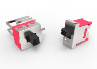 Carling Technologies Miniature and Subminiature Slide Switches