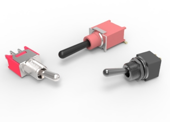 Carling Technologies Miniature and Subminiature Toggle Switches