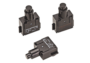 PP-Series Plastic Heavy Duty Push Button Switch