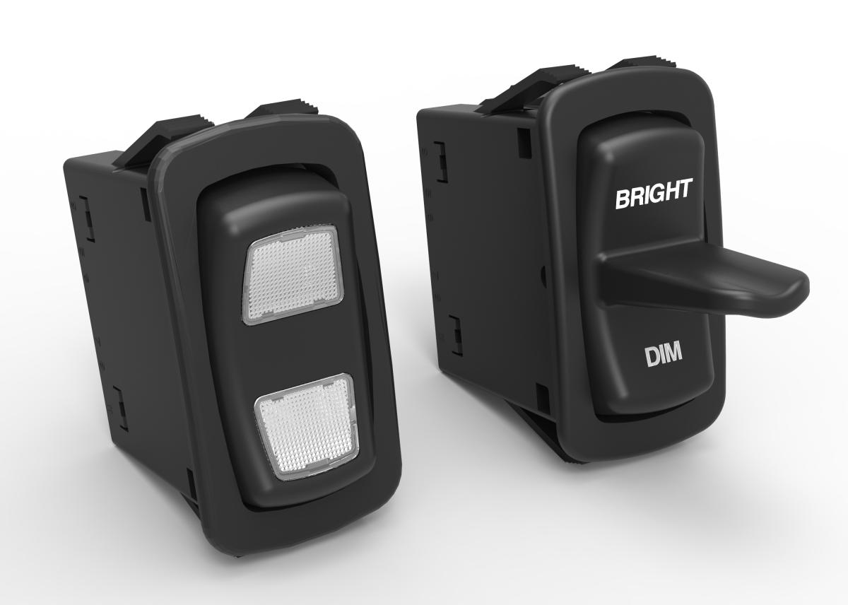 L-Series IP67 Sealed Rocker Switches