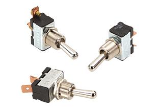 C-Series Single Pole Toggle Switch