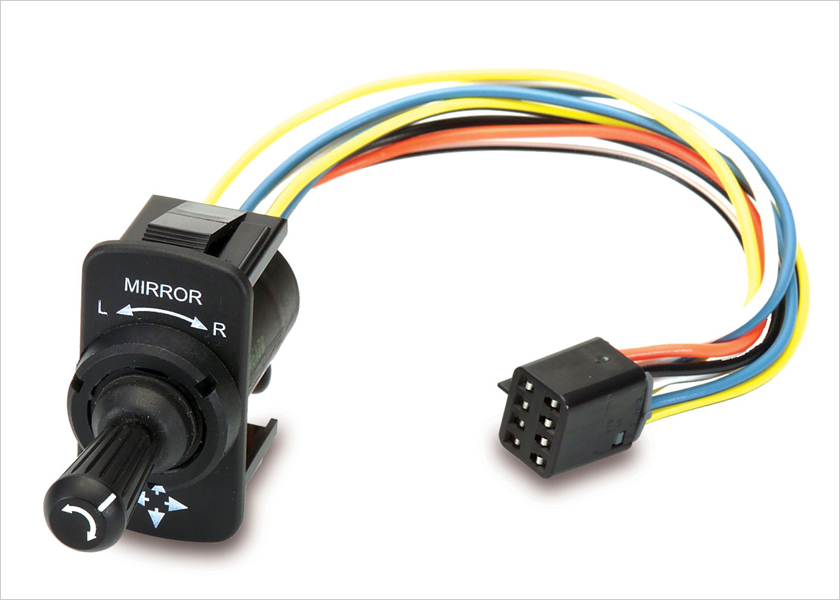 moto mirror switch