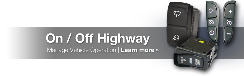 On/Off Highway: Manage Vehicle Operation