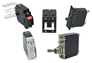 Carling Technologies A-Series Circuit Breakers