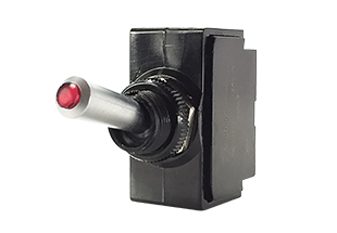 Lighted Toggle Switch: Specs,Lighting