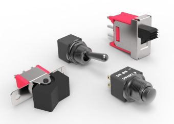 Carling Technologies Miniature and Subminiature Switches